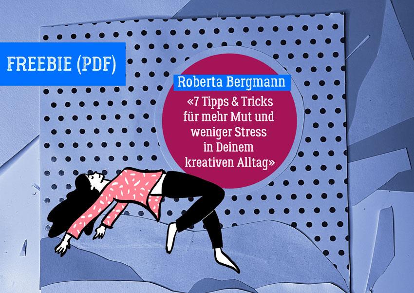 7 Tipps für weniger Stress von Roberta Bergmann