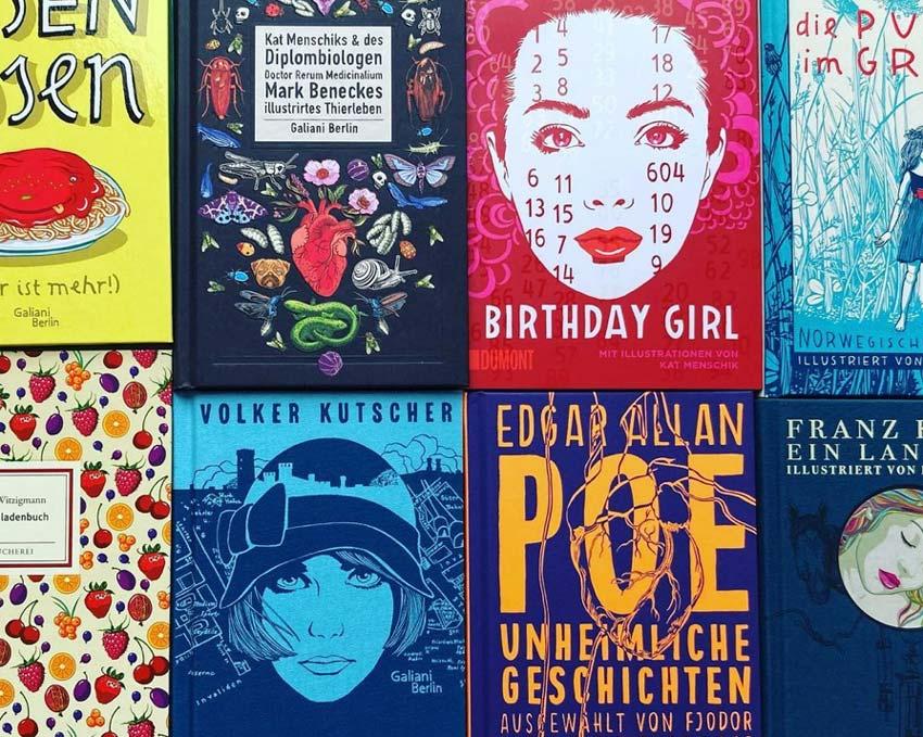Bücher von Kat Menschik im Galiani Verlag