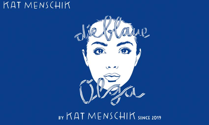 Die blaue Olga – Schmuckkollektion von Kat Menschik