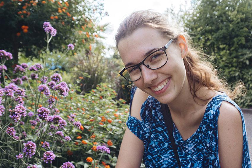 Sandra Süsser im Interview