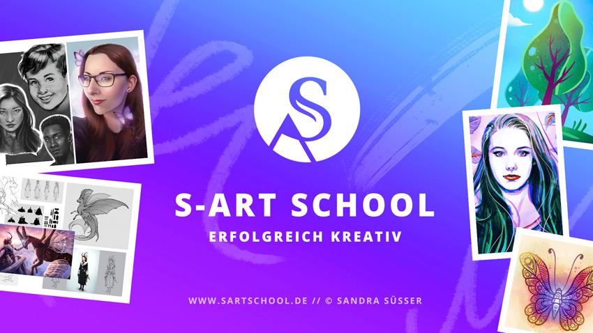 Die S-Art School von Sandra Süsser
